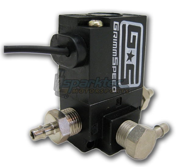 GrimmSpeed Electronic Boost Control Solenoid 3-Port 06-07